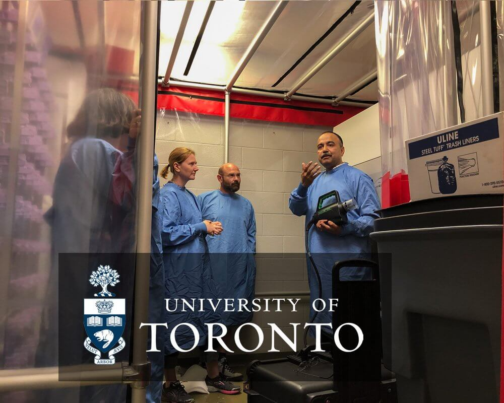 vibraclean-U of T-medicalScience-steramist-surface-unit-demo