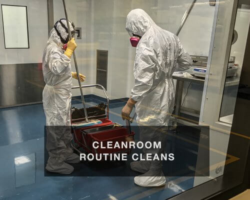 Cleanroom Routine Cleans