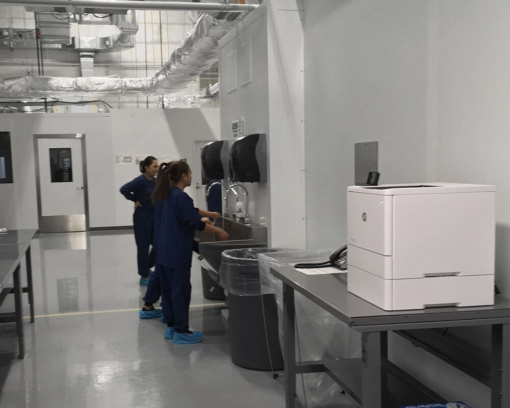 Vibraclean Routine Cleanroom Cleaning Services